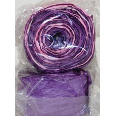 Papīra lenta, violeta ar rozā