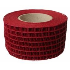 Sietlenta sarkana,5 cm x 9 m
