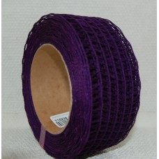 Sietlenta tumši violeta , 5 cm x 9 m