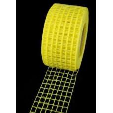 Sietlenta dzeltena ,5 cm x 9 m