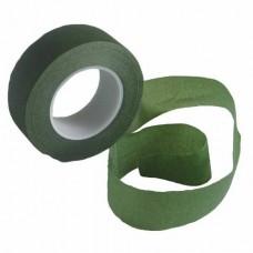 Floristikas teiplenta,  26mm, zaļa
