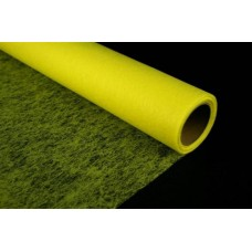 Dekoratīvais flizelīns rullī, dzeltens, 50 cm x 9 m